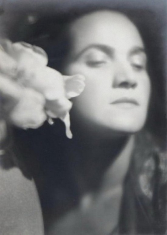 Daniel Masclet- portrait de Francesca, 1928