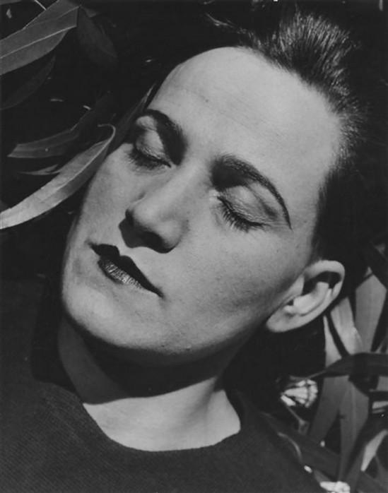 Daniel Masclet- Portrait de Francesca Masclet, 1927
