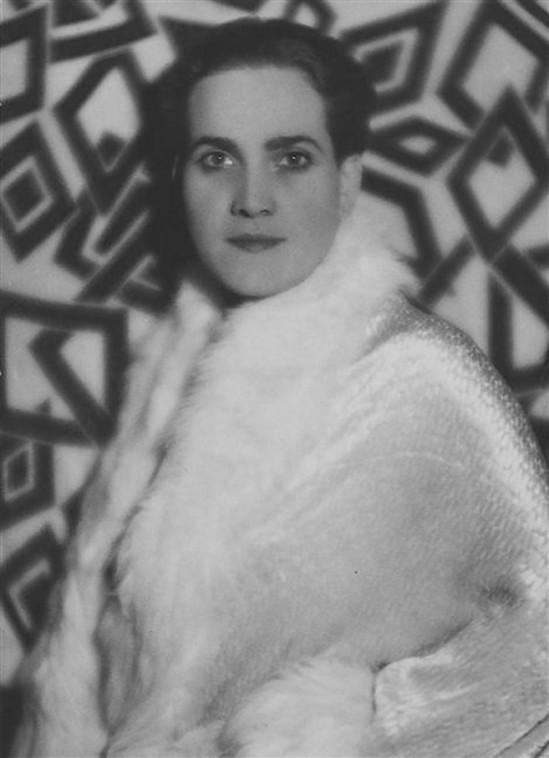 Daniel Masclet- Portrait de Francesca Masclet, vers 1927