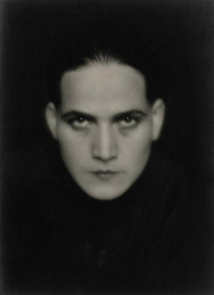 Daniel Masclet- Untitled, ( Model, his wife Francesca) ,1926
