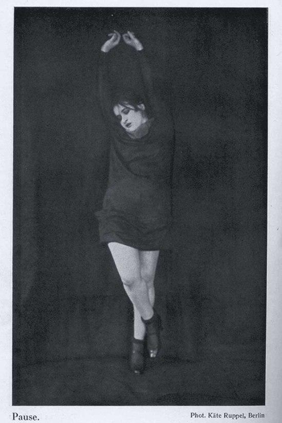 Käte Ruppel- Pause , Valeska Gert,1926