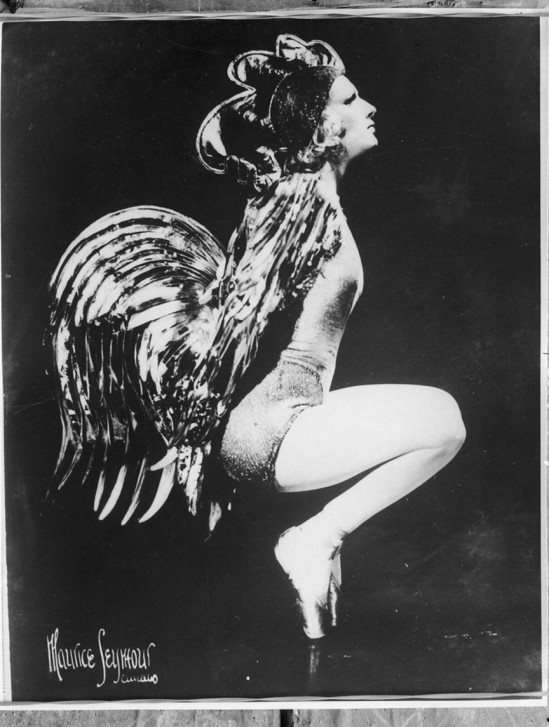 Maurice Seymour Ballet Russe (Russian Ballet) season, 1939-1940, photographed for Australian and New Zealand Theatres Ltd. or copied from Maurice Seymour's Chicago photographs