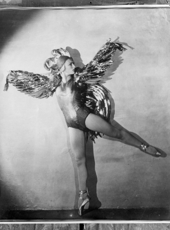 Maurice Seymour- Ballet Russe (Russian Ballet) season, 1939-1940, photographed for Australian and New Zealand Theatres Ltd. or copied from Maurice Seymour's Chicago photographs