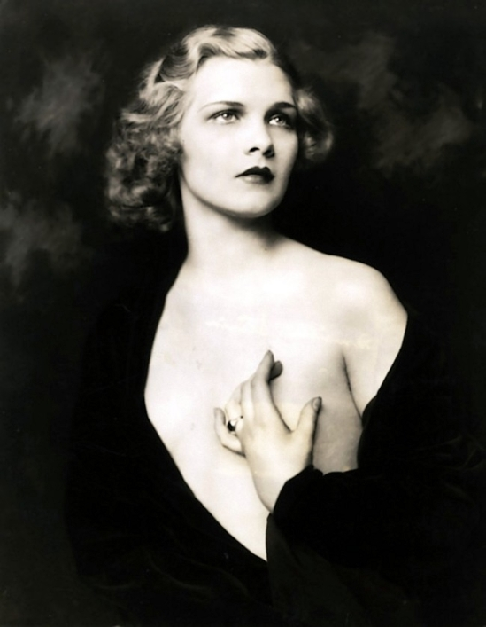 Alfred Cheney Johnston- Drucilla Strain , 1928-29