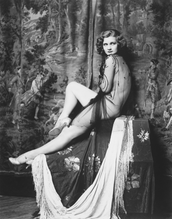Alfred Cheney Johnston- Drucilla Strain , 1928