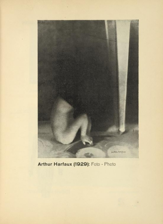 Arthur Harfaux (1929) From ReD published by Karel Teige), issue # 3, 1929-31