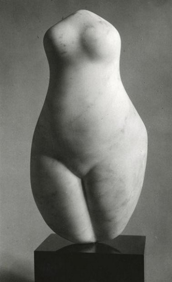 Brassaï Vénus N°2, 1971.