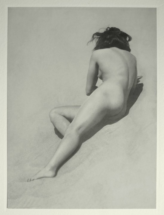 Bruno Schultz- Nude on the beachPlate#l 16 ,Portfolio Das Deutsche Aktwerk edited Bruno Schultz , 1938