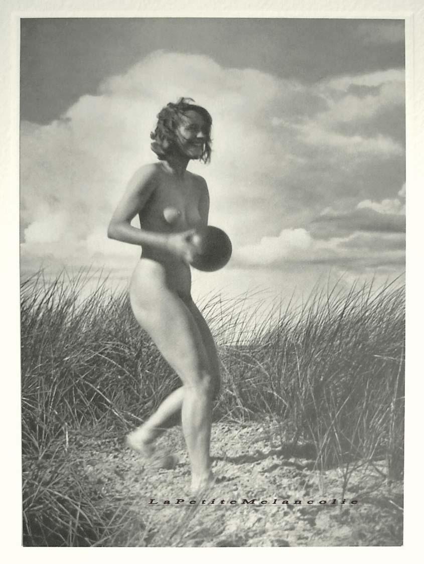 Bruno Schultz- Nude, plate 13 ,Portfolio Das Deutsche Aktwerk edited Bruno Schultz , 1938