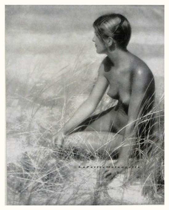 Bruno Schultz- nude Plate #19, Portfolio Das Deutsche Aktwerk edited Bruno Schultz , 1938
