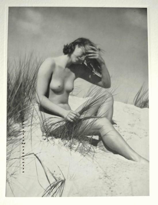 Bruno Schultz- Nude, plate 21,Portfolio Das Deutsche Aktwerk edited Bruno Schultz , 1938