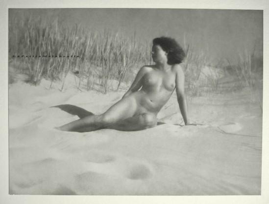Bruno Schultz- nude Plate # 9, Portfolio Das Deutsche Aktwerk edited Bruno Schultz , 1938