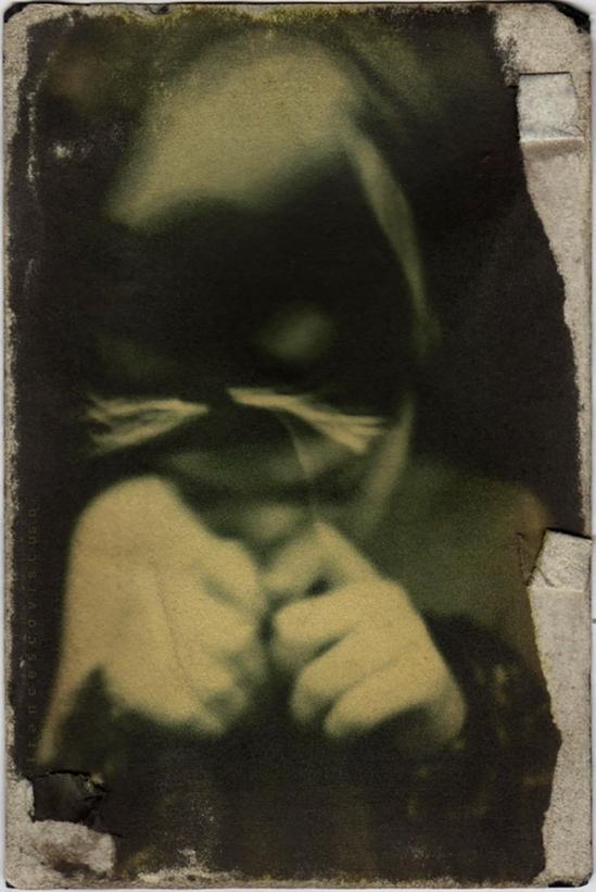 Francesco Viscuso -CARNIVAL MOTEL 10- Portrait of Kate, 2011