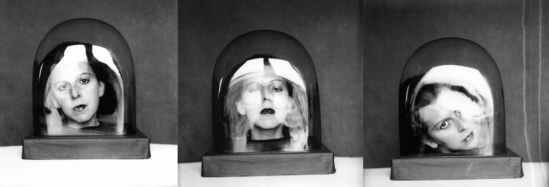 Claude Cahun- 'Keepsake' Discovered stored in an envelope marked 'Jersey 1932