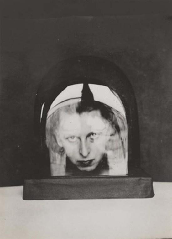 Claude Cahun (Lucy Schwob) untitled . autoportrait, 1925