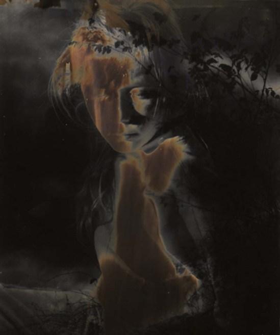 Edmund Teske Portrait Young Girl, 1960