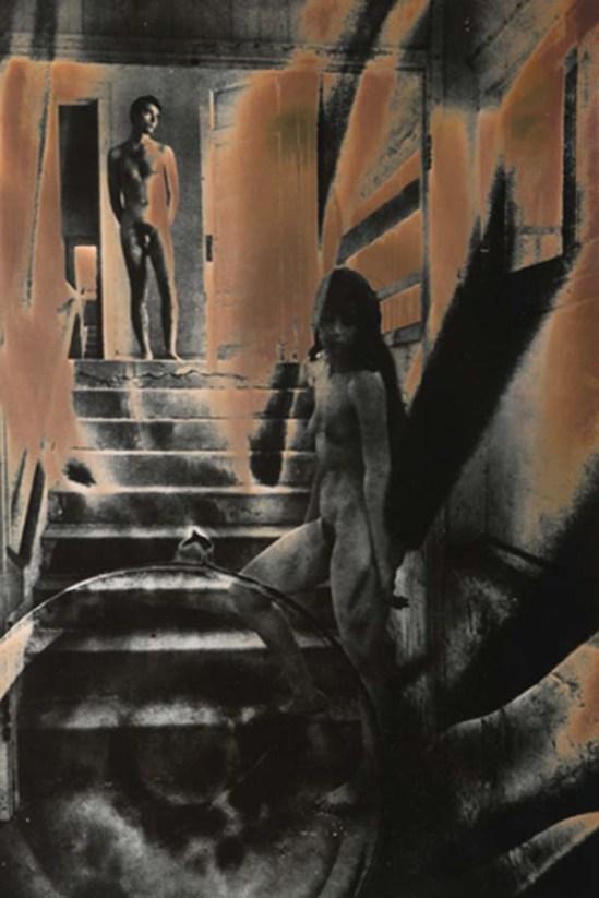 Edmund Teske Vicky Palermo, Bill Allard composite, 1964