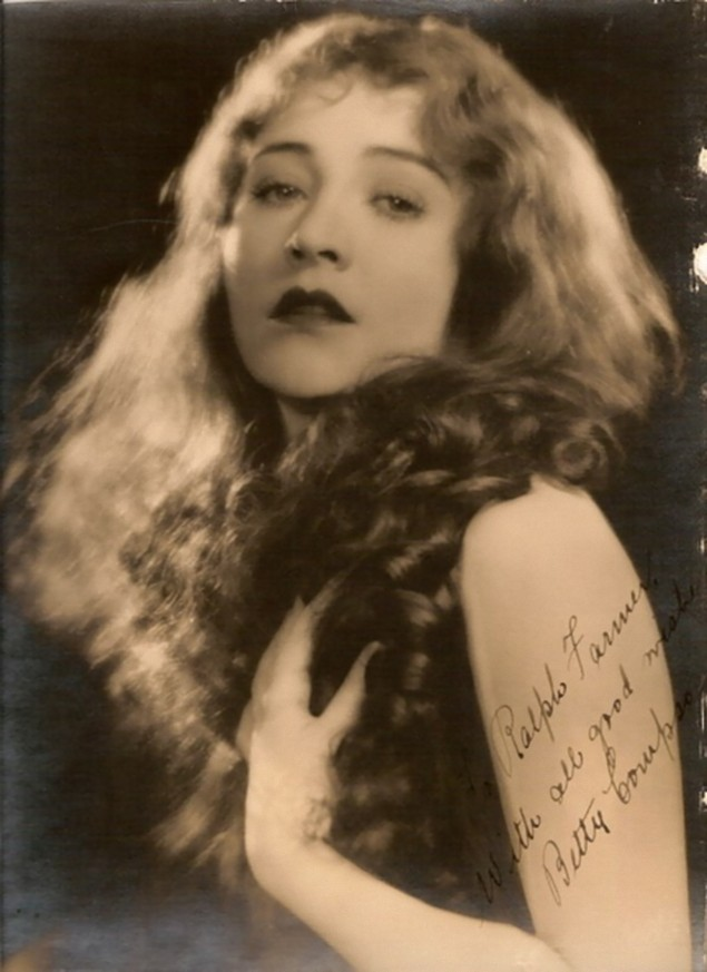 Edward Bower Hesser - Betty Compson, 1924