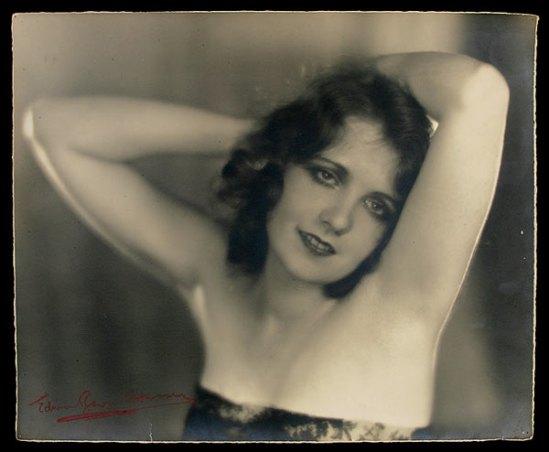 Edwin Bower Hesser -Anita Page, 1920s