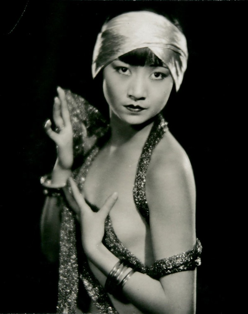 Edwin Bower Hesser Anna May Wong, 1920-1925
