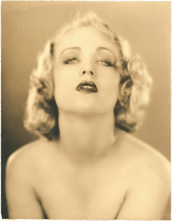 Edwin Bower Hesser -Carol Lombard, 1920s