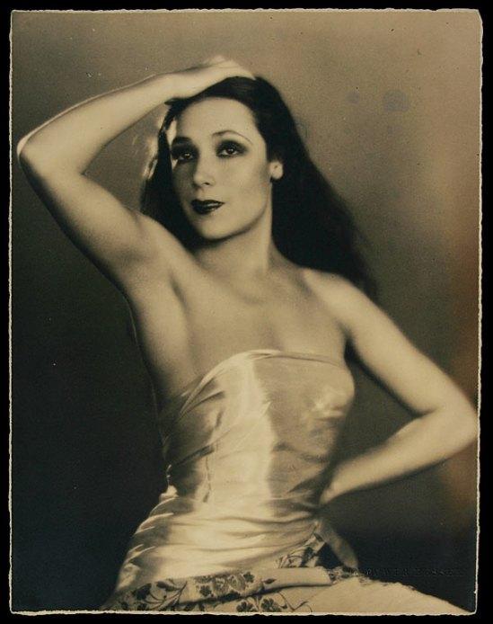 Edwin Bower Hesser – Dolores del Rio, 1920s