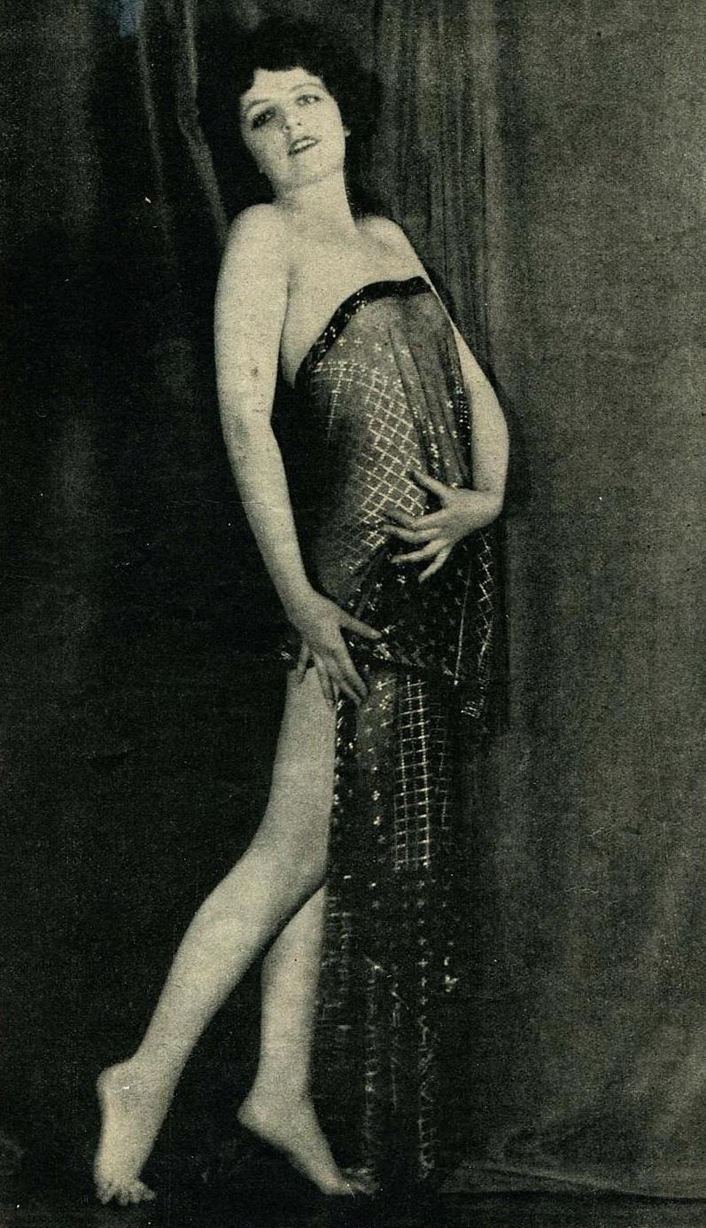 Edwin Bower Hesser hazel keener 1920s