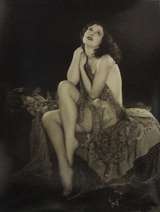 Edwin Bower Hesser- Jacqueline Logan 1920s