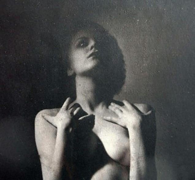 Edwin Bower Hesser- Jean Harlow, 1927, 1928