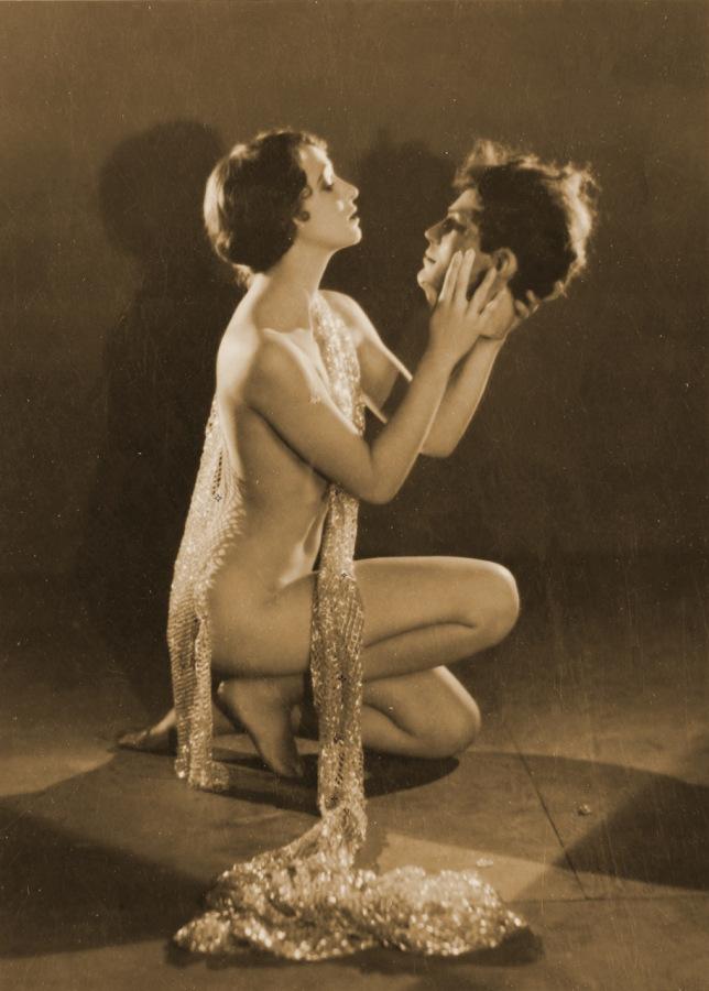Edwin Bower Hesser- Kathryn Stanley as Salome , 1926 1