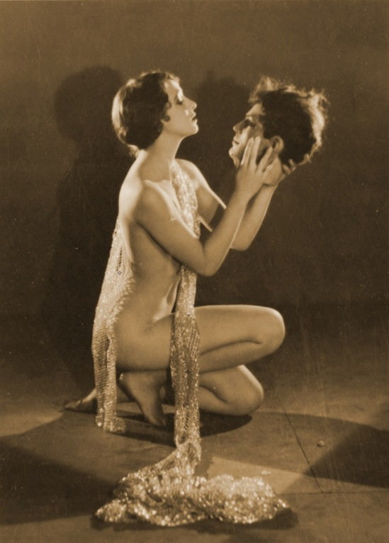 Edwin Bower Hesser- Kathryn Stanley as Salome , 1926 1