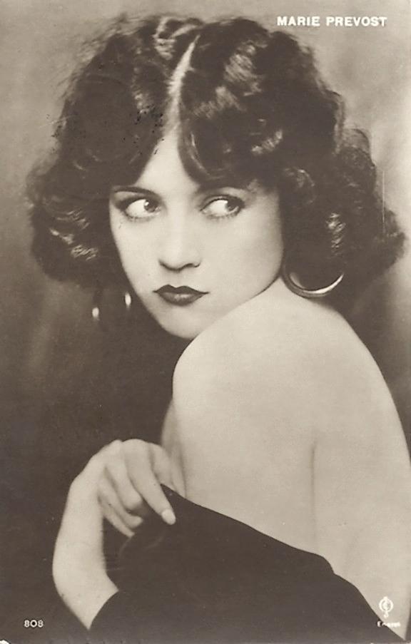 Edwin Bower Hesser- Marie Prevost published in Screenland, 1924