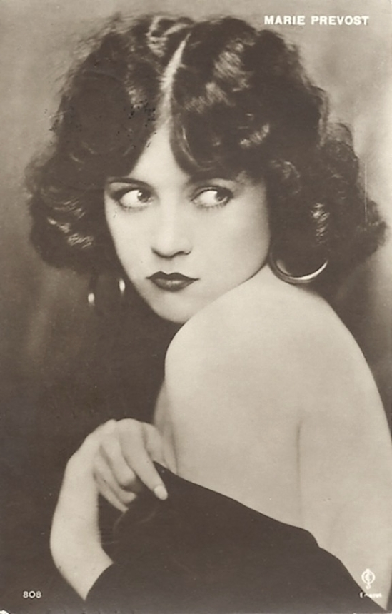 Edwin Bower Hesser- Marie Prevost published in Screenland, 1924