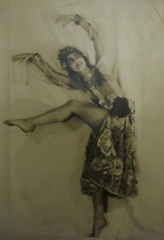 Edwin Bower Hesser- Vera Fokina, 1920-1925