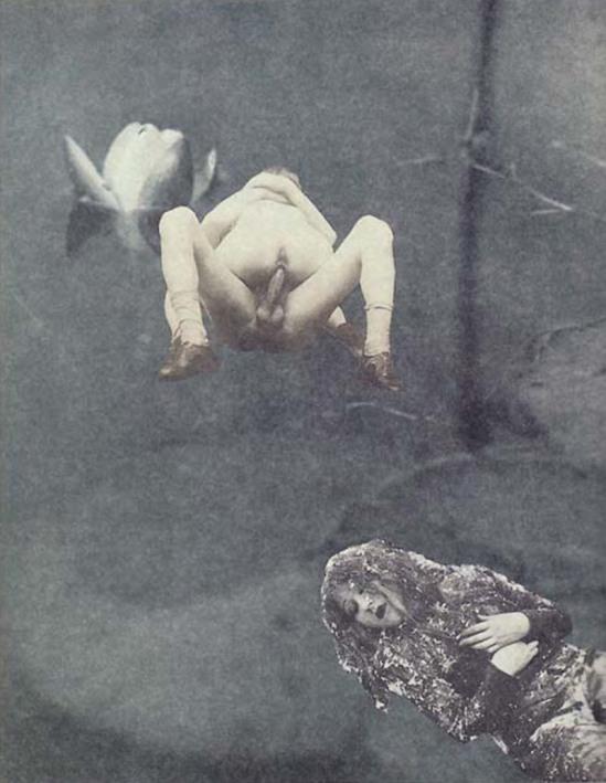 Emilie vient à moi dans mon rêve [de Emilie Prichází Ke Mne Ve Snu, Prague, 1933], Jindřich Štyrský