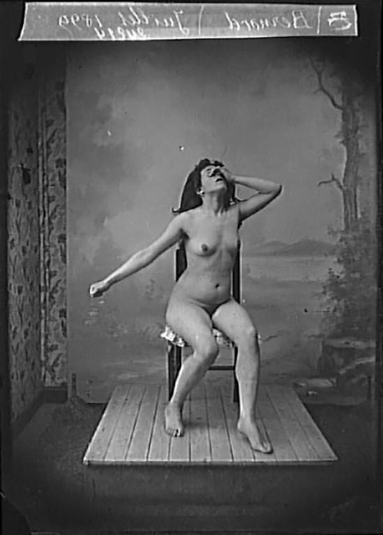 François Antoine Vizzavona -Portrait document pour bernard Joseph ( sans certitude), 1899  (C)  Daniel Arnaudet