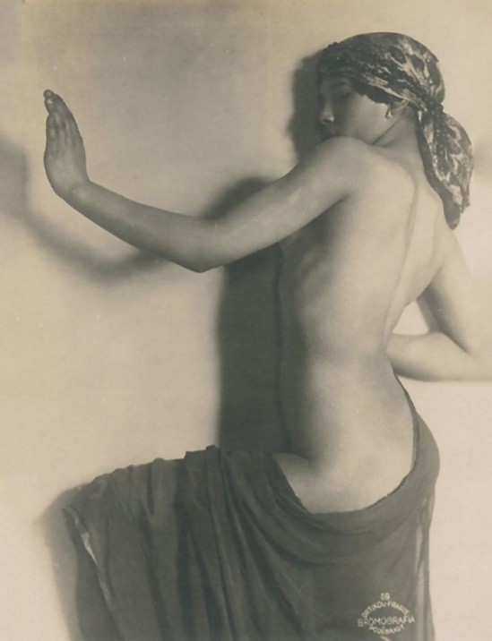frantisek-drtikol-1883-1961-nu-1925-carte-photo-tirage-argentique_e