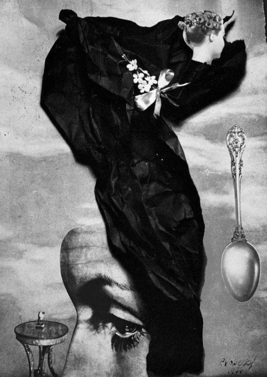 František Vobecký- melancholický den (Melancholy Day) 1936
