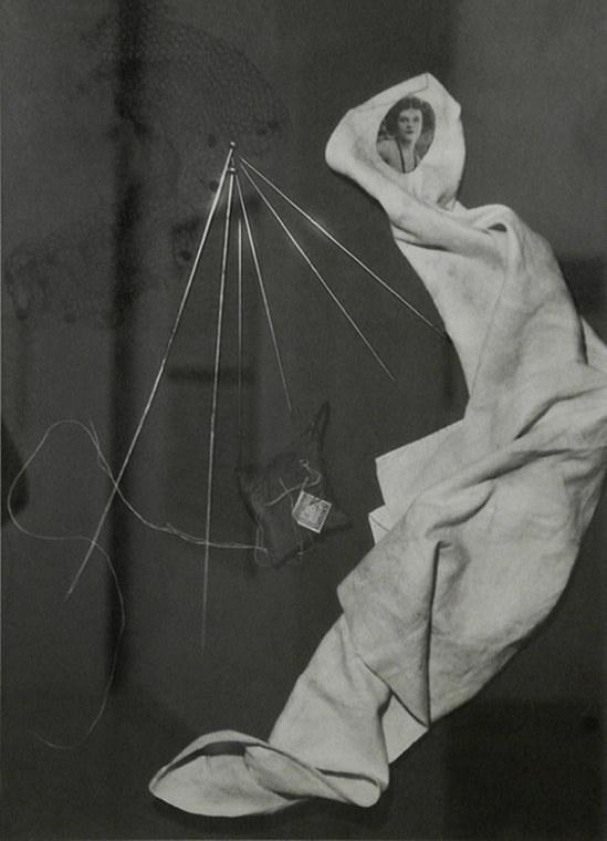 František Vobecký - Notions collage, 1935-36