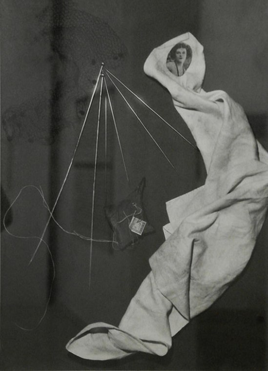 František Vobecký - Notions collage, 1935-36