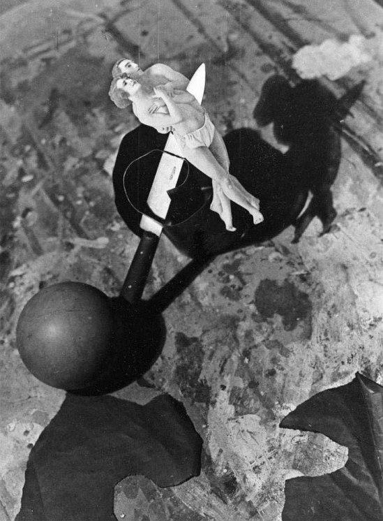 František Vobecký- Tanec, (Dance) 1932