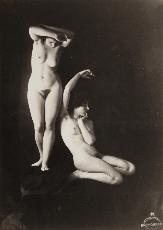 frantisek-drtikol-untitled-compositions-with-pairs-of-nudes-c-1912-1920s-gelatin-silver-prints