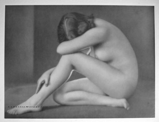 ranz Kepler, 1938 , Plate #14 Portfolio Das Deutsche Aktwerk edited Bruno Schultz , 1938