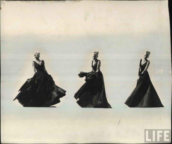 Gjon Mili - for Life Magazine, 1957