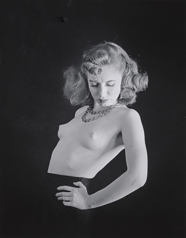 John Gutmann- Dancer Topless, 1939 © Arizona Board of Regents