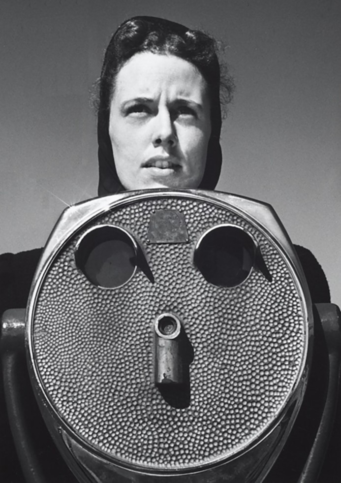 John Gutmann- Double Portrait, 1938-39_