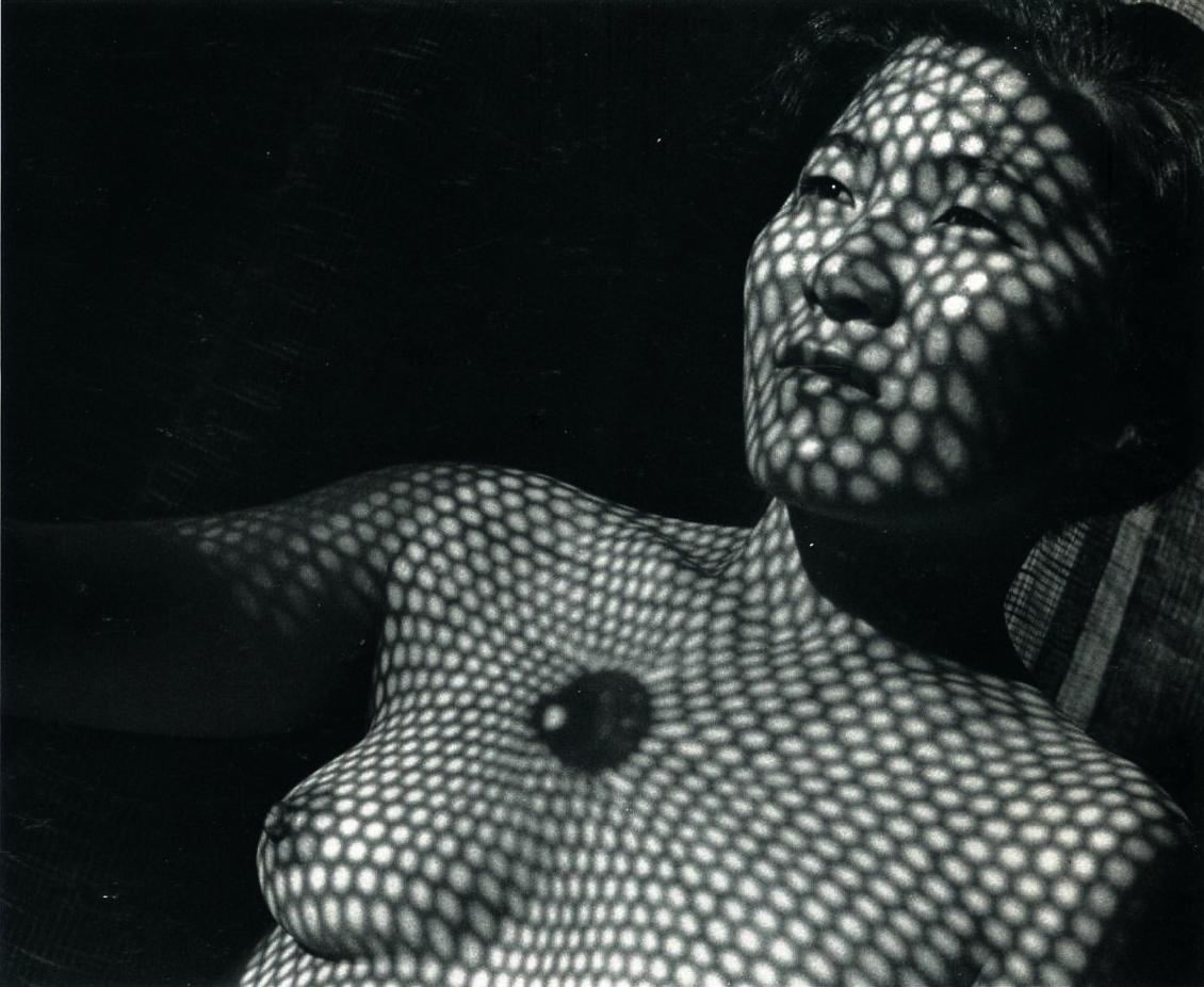 John Gutmann - Web of Light, 1934
