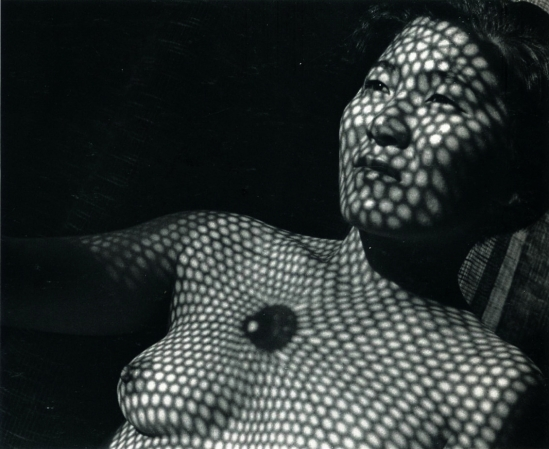 John Gutmann - Web of Light, 1934
