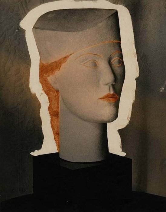 Josef Breitenbach, Bust Coloré, Paris, 1935