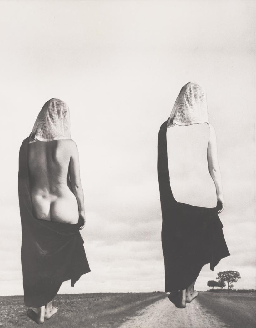 Josef Breitenbach- For Ever and Ever, 1937 © The Josef Breitenbach Trust